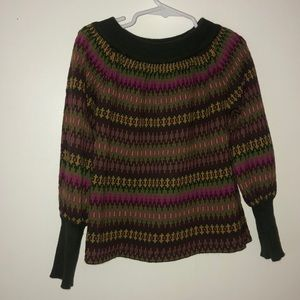 Tea Collection Girls Sweater Size 4